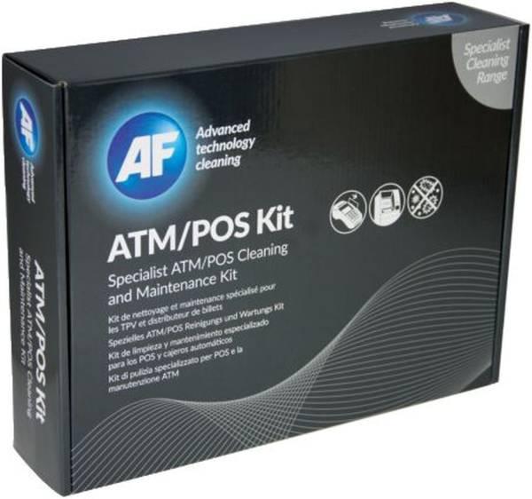 AF Reinigungsset f. Geldautomaten/POS FPOSKIT