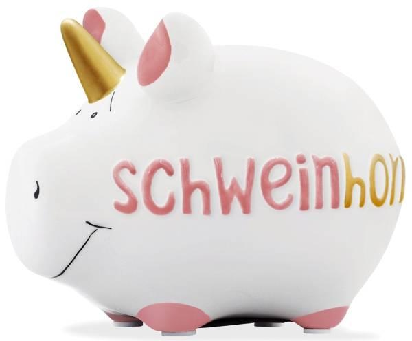 KCG Spardose Schwein klein 101599 Schweinhorn