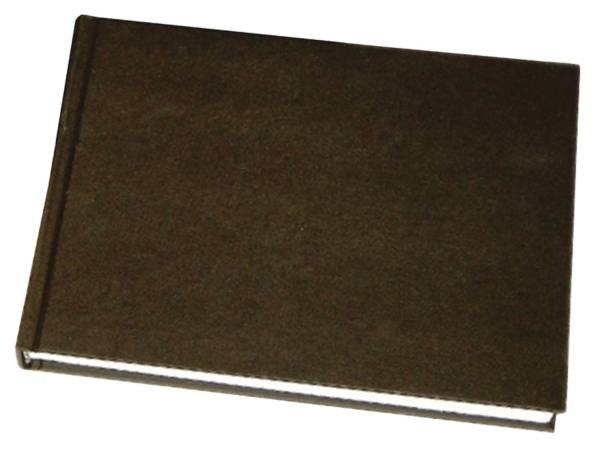 Skizzenbuch D&S A5, 140 g qm, 80 Blatt, HF=Hochformat