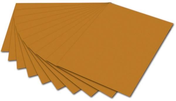 Tonpapier 50 x 70 cm, terracotta