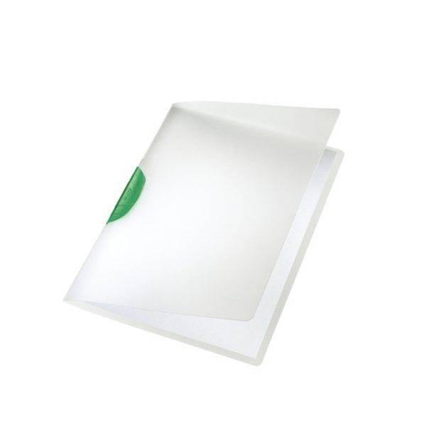 4175 Klemmmappe ColorClip, A4, PP, grün