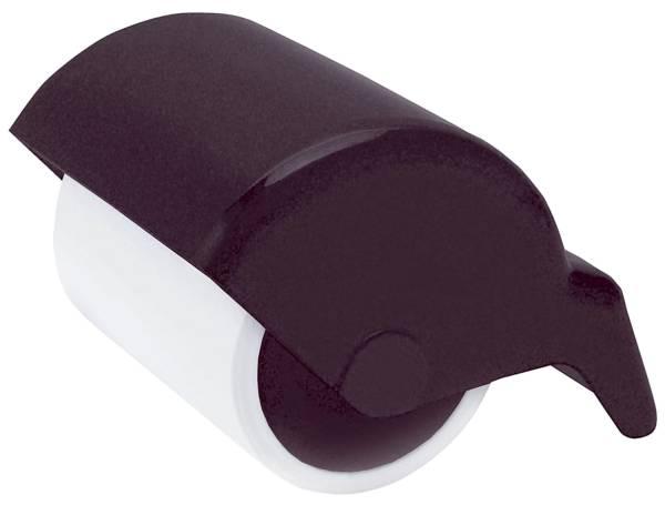 Rolllöscher schwarz