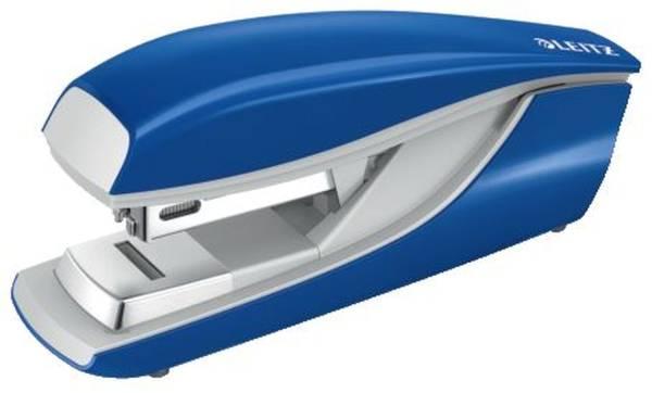 5505 Flachheftgerät NeXXt, Kunststoff Metall, 30 Blatt, blau