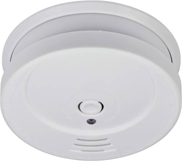 Rauchmelder C 9010 Alarmsignal 85 dB, Fotoelektrischer Melder, weiß