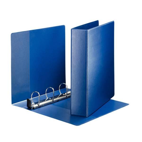 Ringbuch Softclick A4 blau