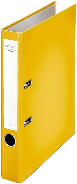 Ordner PP Chromos A4, 52 mm, gelb