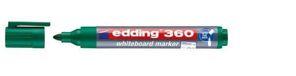 360 Boardmarker nachfüllbar, 1,5 3mm, grün