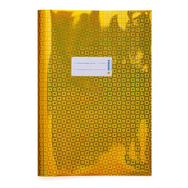 HERMA Heftschoner A4 PP gelb 19800 Glamour