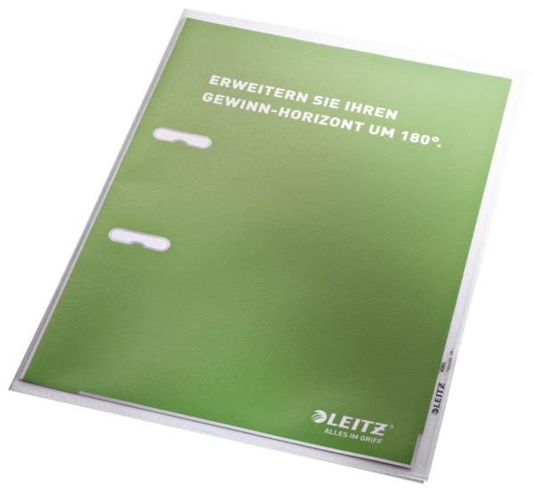 4060 Standard Sichthülle A4 PP Folie, genarbt, 0,17 mm