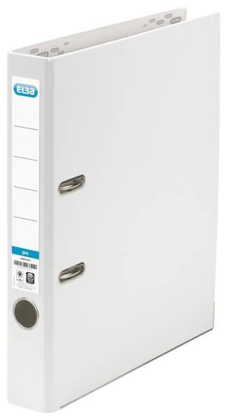 Ordner smart Pro (PP Papier) A4, 50 mm, weiß