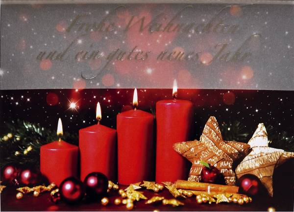 D.T.Weihnachtskarten 2-LC47 Bild