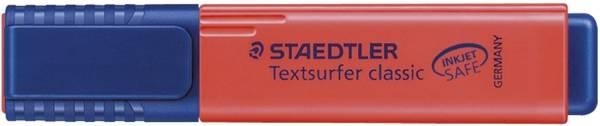 Textmarker Textsurfer classic, nachfüllbar, rot®