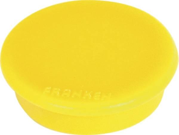 Signalmagnet, 13 mm, 100 g, gelb