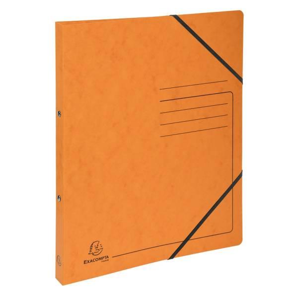 EXACOMPTA Ringmappe A4/2R/15mm orange 542554E Colorspan