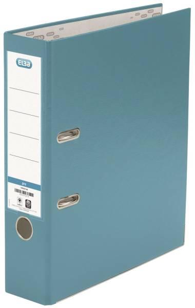 Ordner smart Pro (PP Papier) A4, 80 mm, türkis