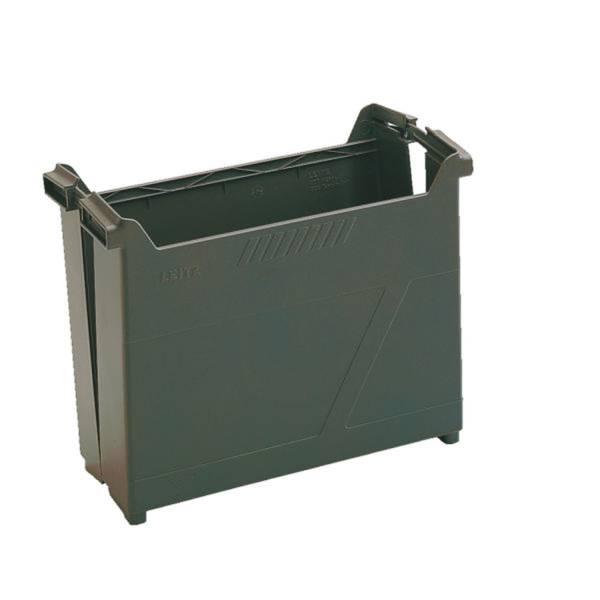 Hängemappenbox schwarz