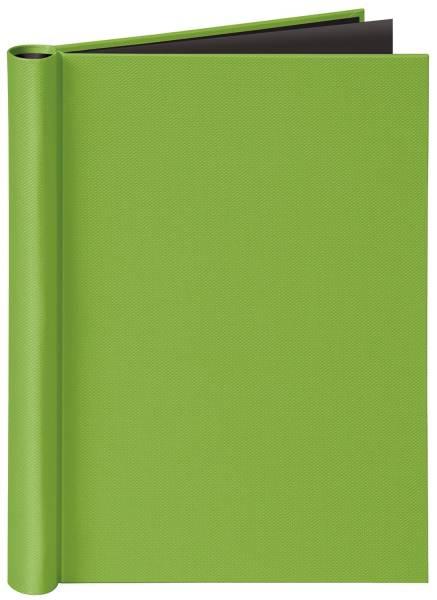 Klemmbinder VELOCOLOR A4, 150 Blatt, Karton, hellgrün®