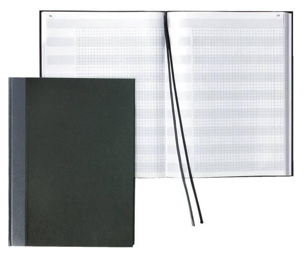 Protokoll Konferenzbuch Speziallineatur, 96 Blatt