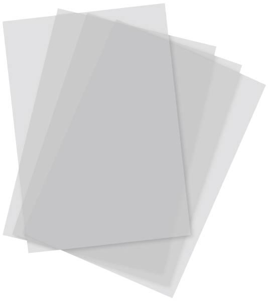 Transparentbogen transparentes Zeichenpaier, 250 Blätter, A4, 90 95 g qm