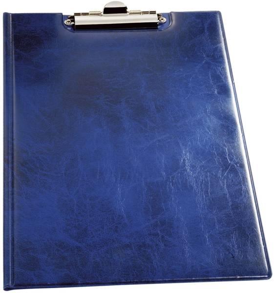 DURABLE Klemmbrettmappe A4 Plastik blau 2355 06
