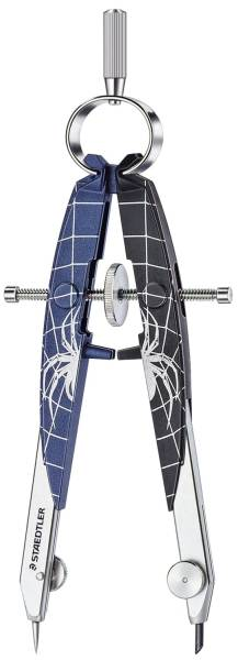 STAEDTLER Geometriezirkel Mars spider 556 00-I2 Comfort