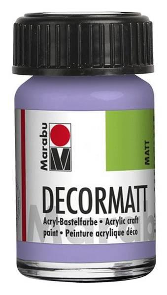Decormatt Acryl, Lavendel 007, 15 ml