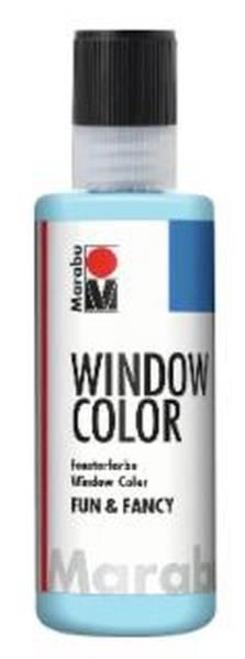 MARABU Fensterfarbe Fun&Fancy arktis 04060 004 291 80ml