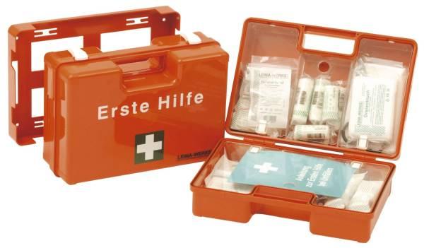 Erste Hilfe Koffer SAN DIN 13157 orange