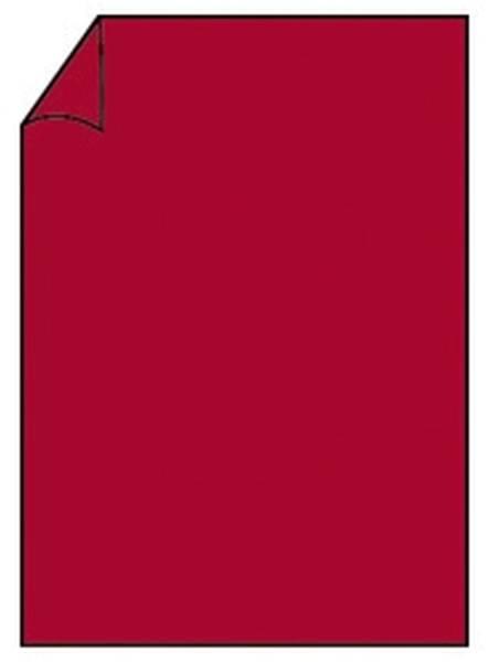 RÖSSLER Briefbogen A4 165g 10ST mohn 220726526