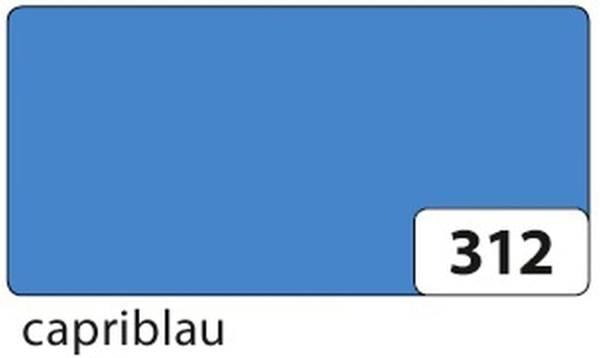 Plakatkarton 48 x 68 cm, capriblau