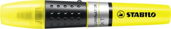 STABILO Textmarker Luminator 2+5mm gelb 71/24