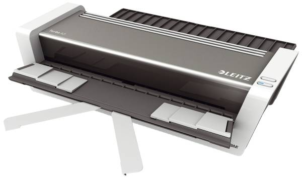 Laminiergerät iLAM Touch 2 Turbo A3, 80 250mym, weiß anthrazit