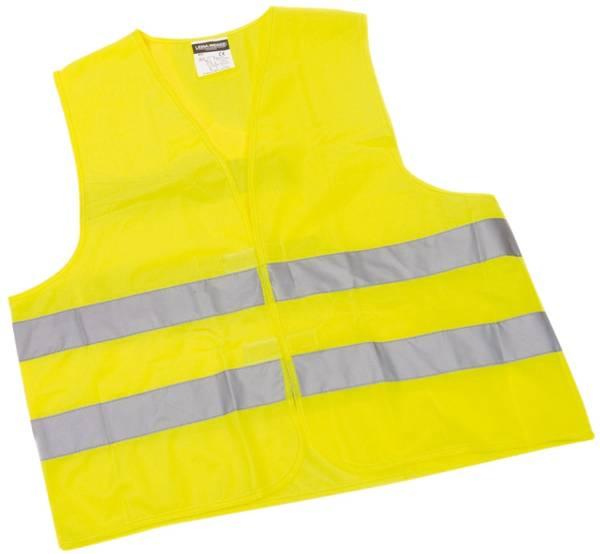 LEINA-WERKE Pannen-Warnweste gelb 13101