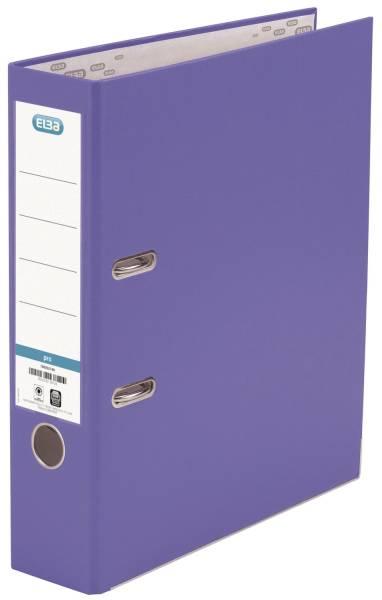 Ordner smart Pro (PP Papier) A4, 80 mm, hellblau