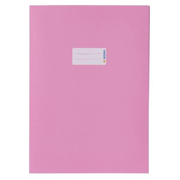HERMA Heftschoner A4 UWF rosa 7048 Papier