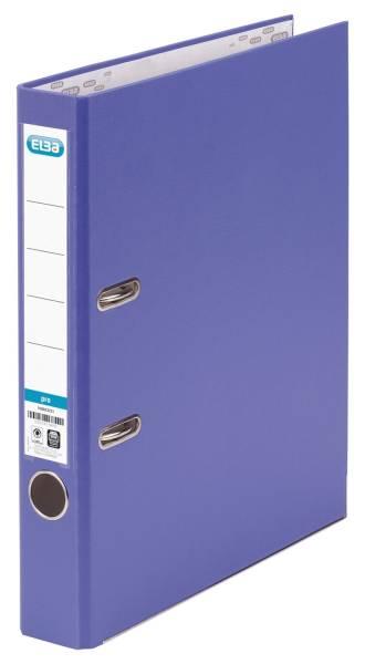 Ordner smart Pro (PP Papier) A4, 50 mm, hellblau