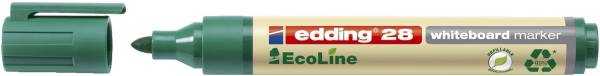 EDDING Whiteboardmarker EcoLine grün 28004