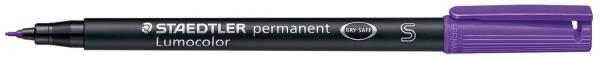 Feinschreiber Universalstift Lumocolor permanent, S, violett®