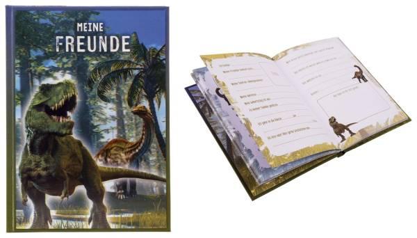 GOLDBUCH Freundebuch A5 3D T-Rex 43078