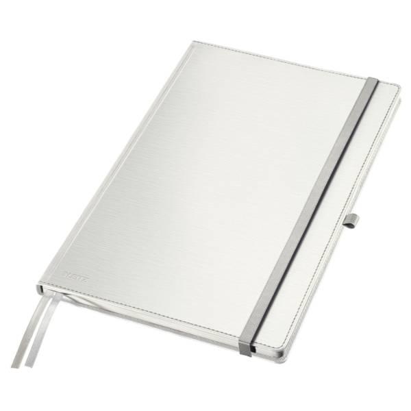 Notizbuch Style A4 kar HC arktik weiß