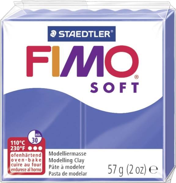 Modelliermasse soft 56 g, brillant blau®
