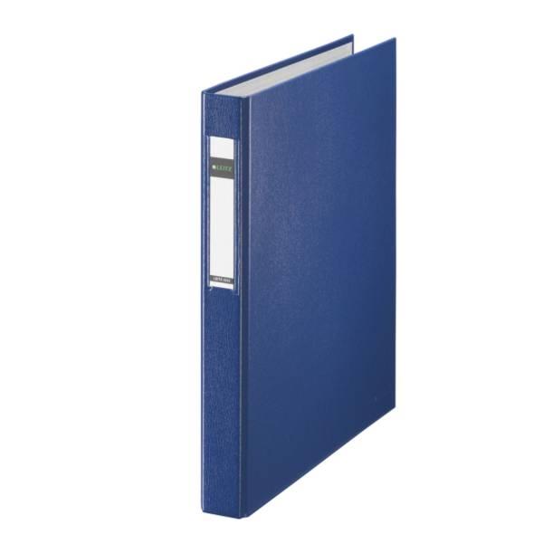 LEITZ Ringbuch Maxi A4 blau 42120035 25mm 4Ringe