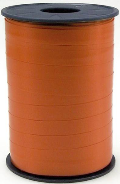 Ringelband 10 mm x 250 m, orange
