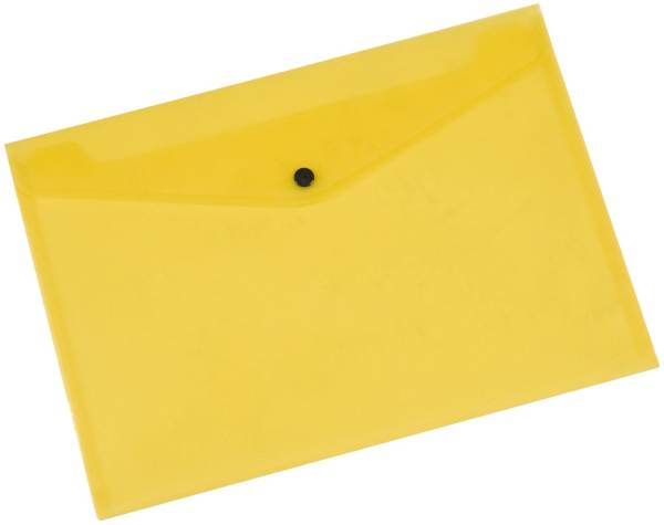 Dokumentenmappen gelb, A4 bis zu 50 Blatt