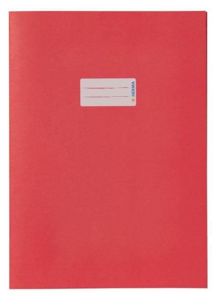 HERMA Heftschoner A4 UWF dunkelrot 5532 Papier