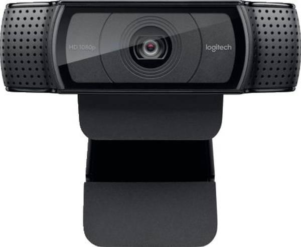 LOGITECH Webcamera C920 Full HD 1080p schwarz 960-001055