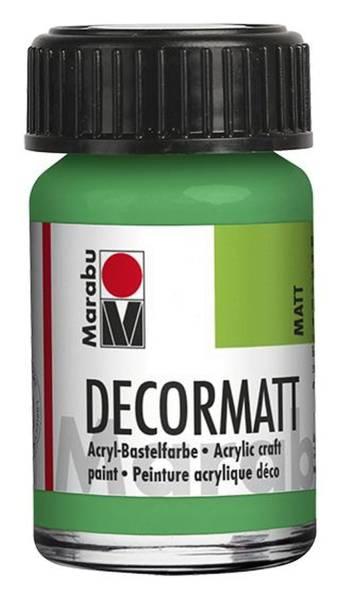 Decormatt Acryl, Hellgrün 062, 15 ml