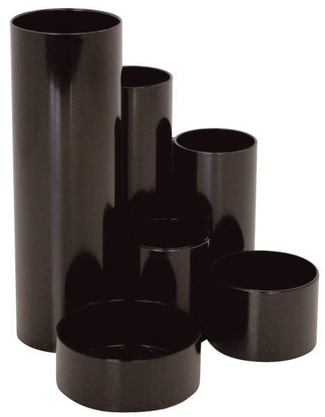 Schreibtischboy schwarz, 120 x 135 x 150 mm