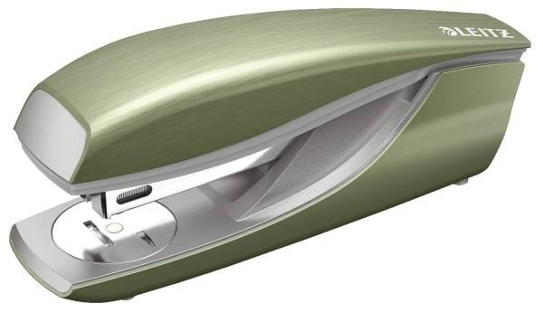 5562 Büroheftgerät NeXXt Style Metall, 30 Blatt, seladon grün
