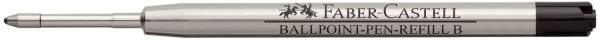 FABER CASTELL Kugelschreibermine B schwarz 148742